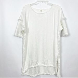 Umgee | T-Shirt | Medium | White